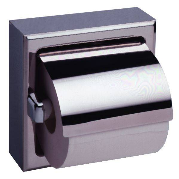 Toilet Tissue Holder with Hoods B-6699, B-66997