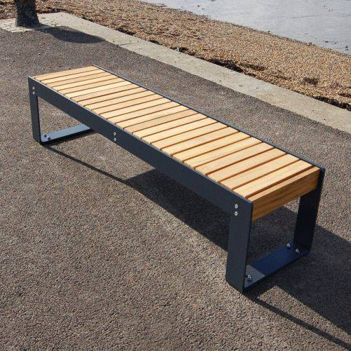 Elements Seat and Bench - Goalpost