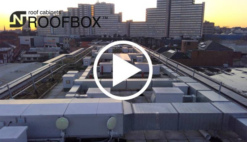 ROOFBOX™ - University accommodation