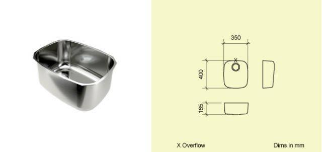 Sink Bowl LE35