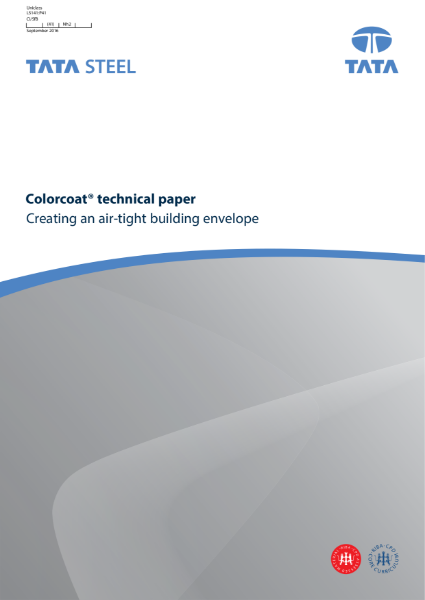 Creating an air-tight building envelope
