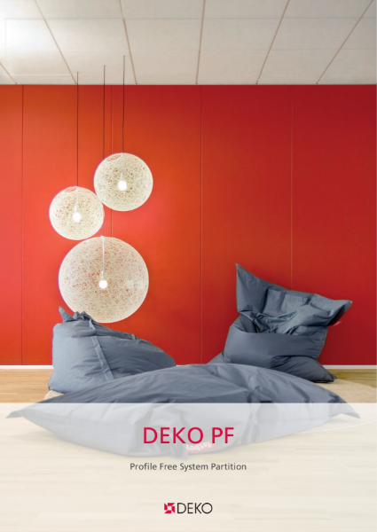 Deko PF - Profile Free System Partition