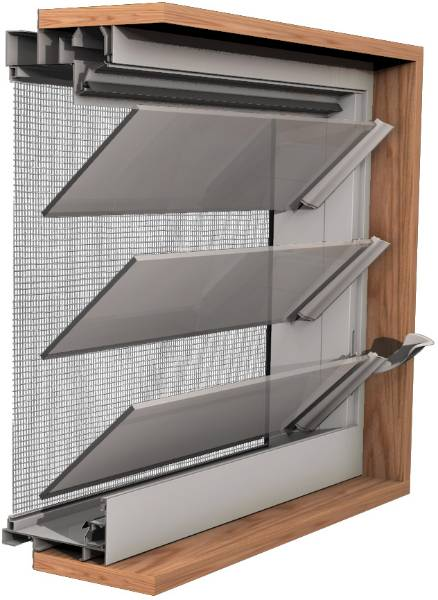 Easyscreen Window System – Manual