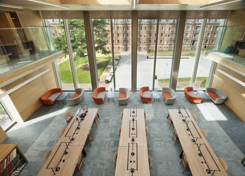 Royal Holloway Library & Student Services