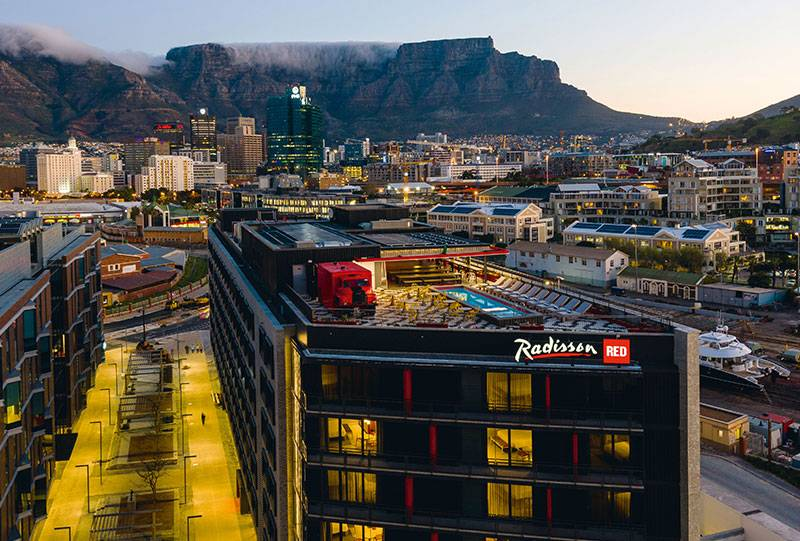 Radisson Red Hotel, Cape Town
