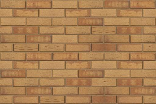 Brunswick Wilton Yellow - Clay bricks