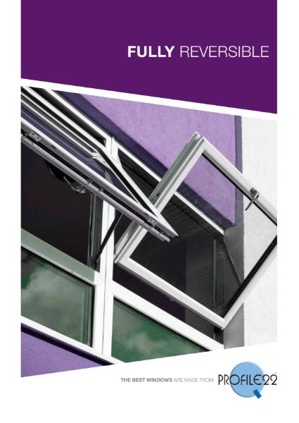 Profile 22 Fully Reversible Brochure