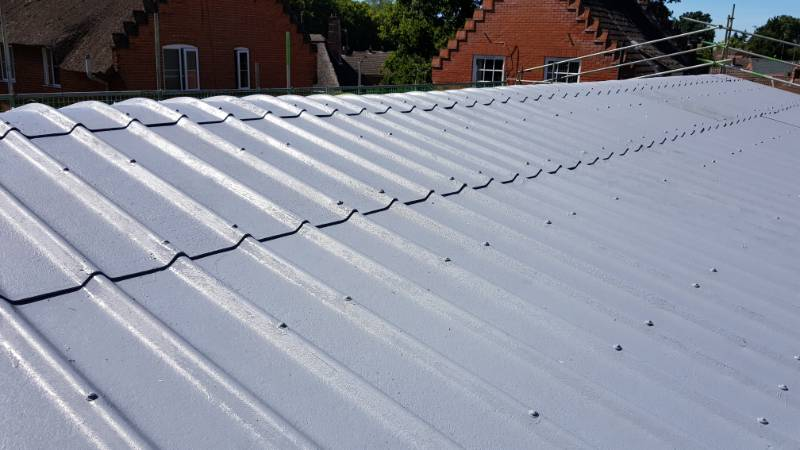 Asbestos Roof Refurbishment Norwich