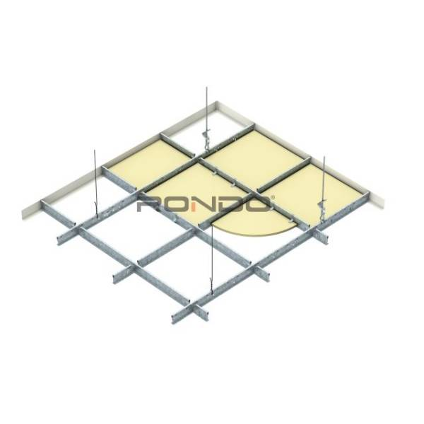DONN® Exposed Grid Ceiling System