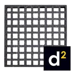 d2 DuraGrating 35mm MiniMesh