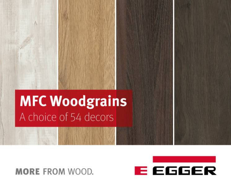 EGGER MFC Woodgrains