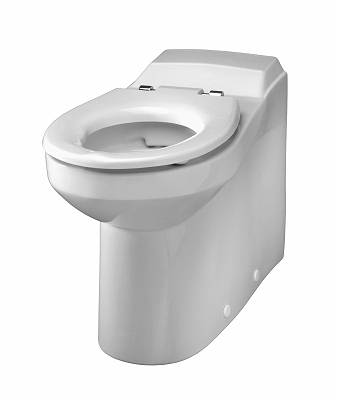 Avalon: Rimfree Back to Wall 700 mm Seat Ring - WC suites