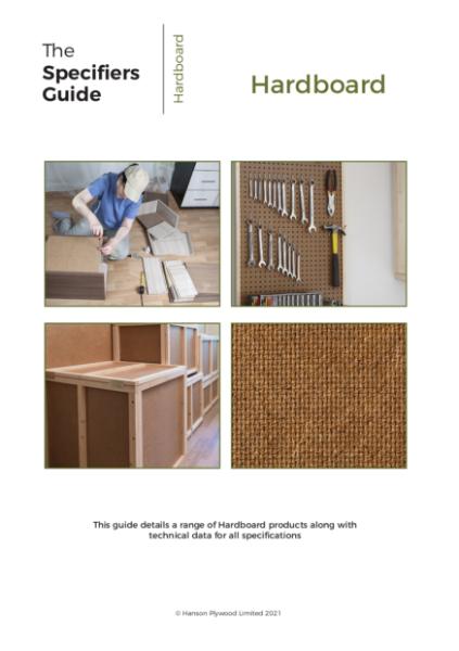 The Specifiers Guide - Hardboard