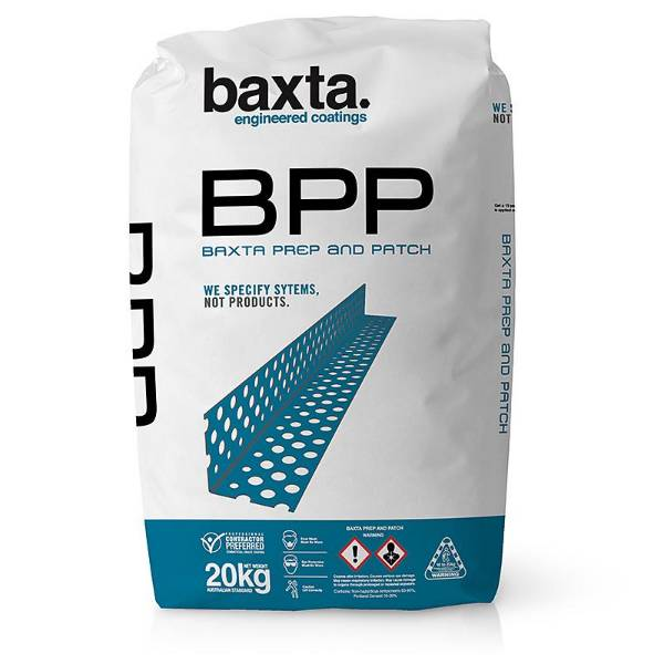 Prep and Patch (BPP)