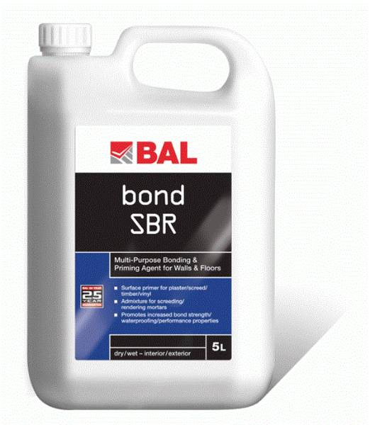 Bond SBR - Primer, admixture and sealer
