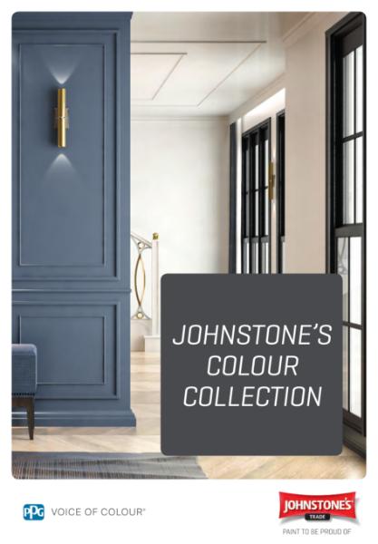 Johnstone's Voice of Colour - Colour Card