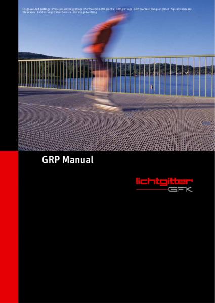 Lichtgitter GRP Manual