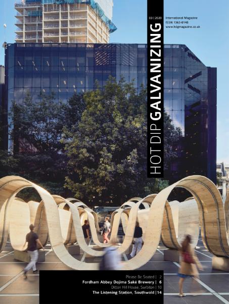 Hot Dip Galvanizing magazine 3/2020