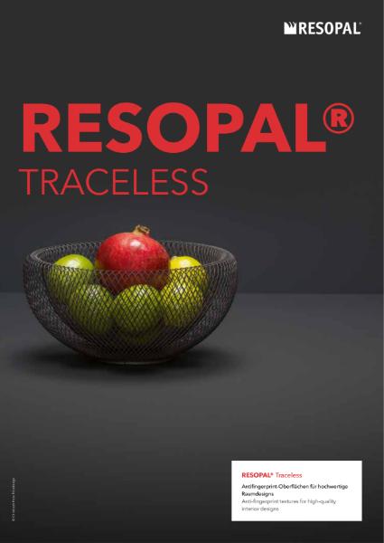 Resopal@ Traceless