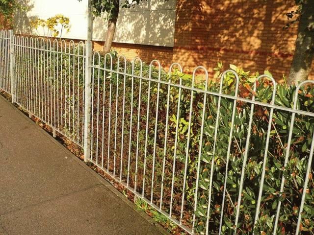 Fencing Rail Range