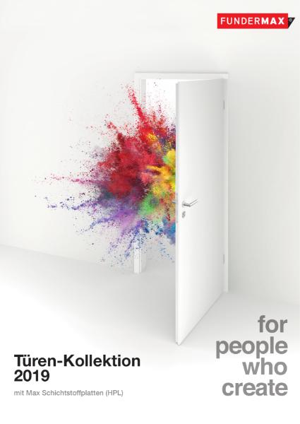 Fundermax UK Door collection