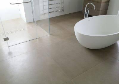 Pre-cast Concrete Tile (Internal)