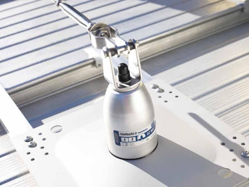 3M™ DBI-SALA® RoofSafe™ Cable & Anchor Safety System - Bitumen