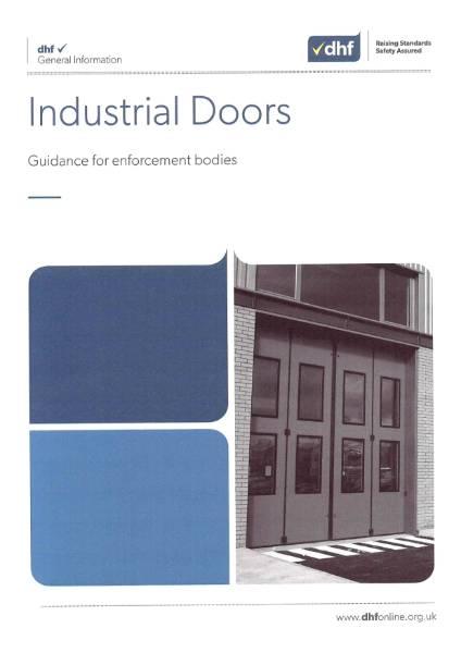 DHF Industrial Doors