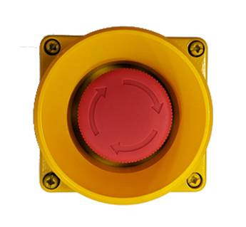 KOB21S - Shrouded Emergency Stop Button