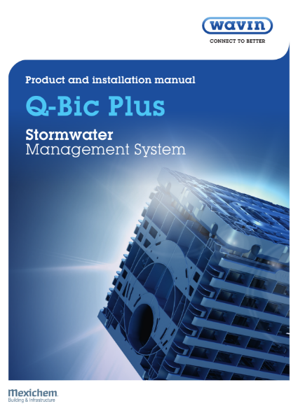 Q-Bic Plus product and installation manual