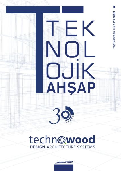 Technowood Alu Data sheet