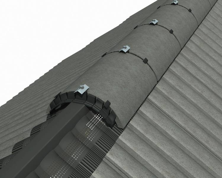 BS 8612: Setting the standard for dry fix roofing