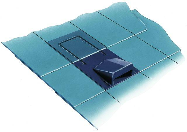 Contract Slate Roof Ventilator