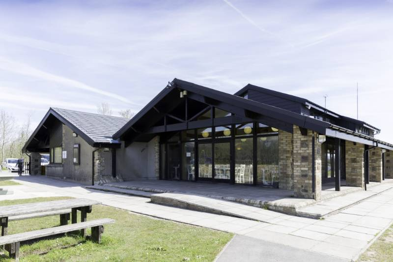 Metrotile and Bryn Bach Park Centre