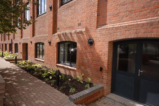 58BD Residential Entrance Door System (Double Leaf)