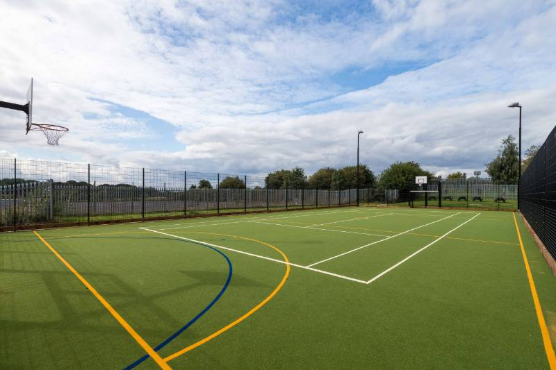 Artificial Grass Case Study - Manor Farm Community Centre