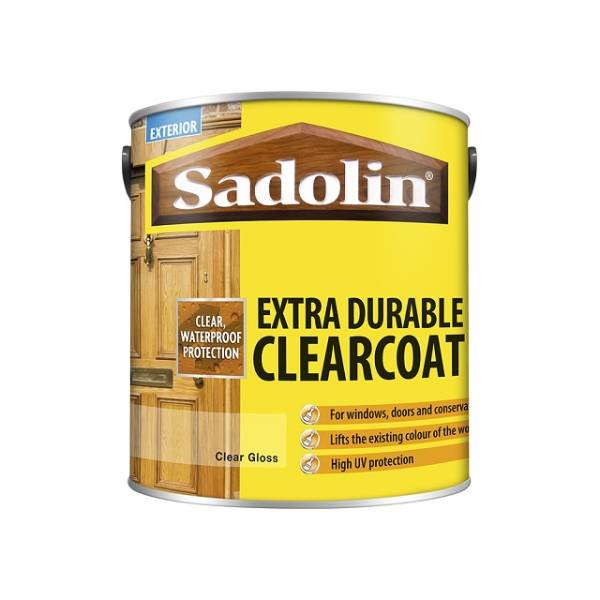 Extra Durable Clearcoat