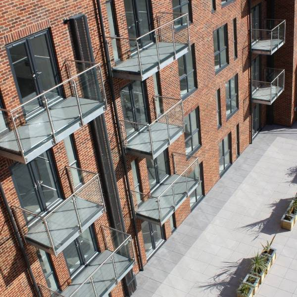 St James Road Apartments, Brentwood