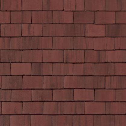 Russell Plain Roof Tile