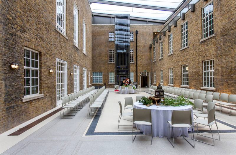 Hackney Town Hall Expands with Decorative Mondéco Flooring