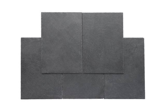 CUPA 2 - Dark Grey Natural Slate