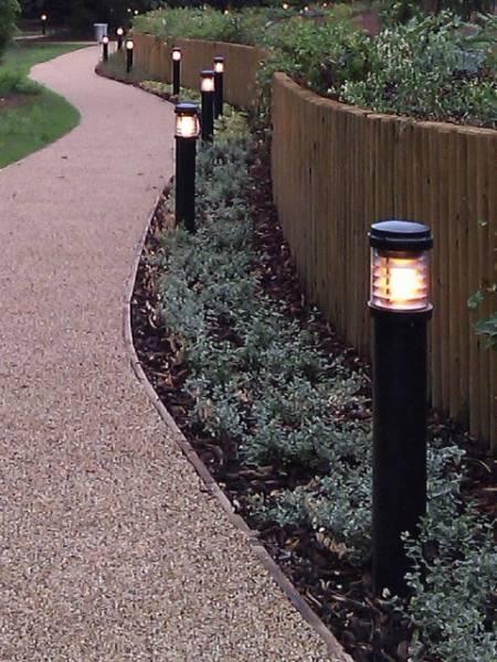 GFC9000i Illuminated Bollards