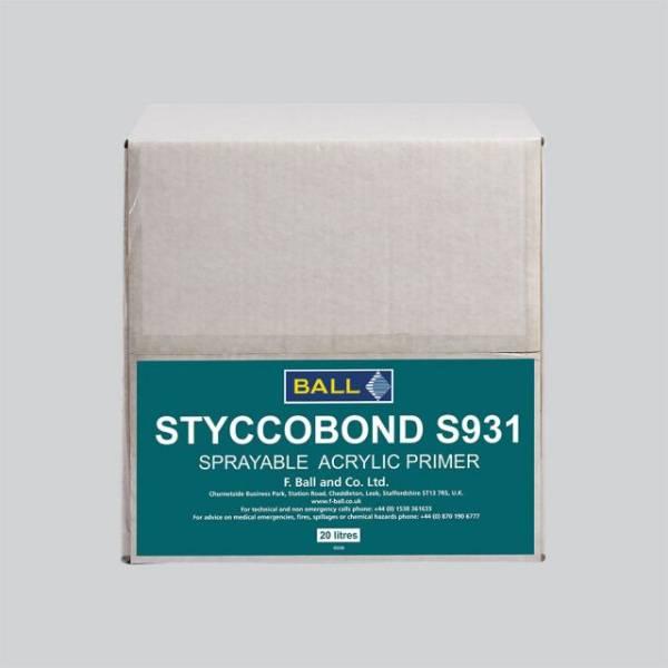 Styccobond S931 Acrylic primer