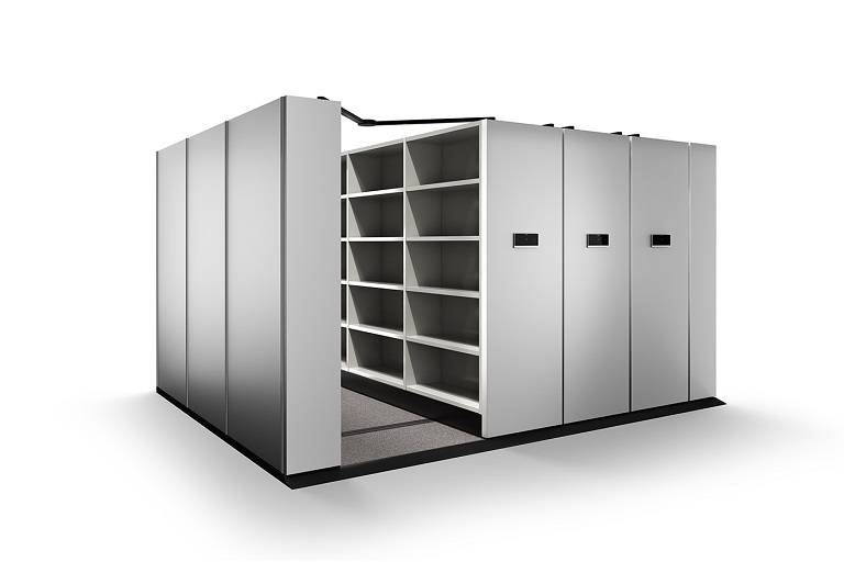 Compactus Dynamic Mobile Shelving
