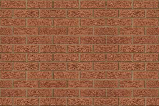 Colonsay Red Rustic - Clay bricks