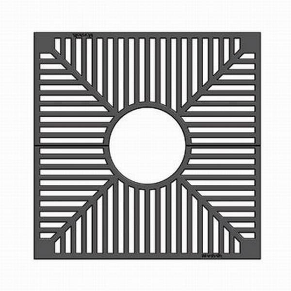 Ferrocast® 59P Series Tree Grille