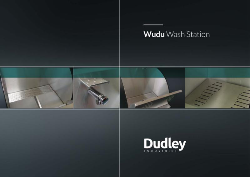 WUDU Wash Station