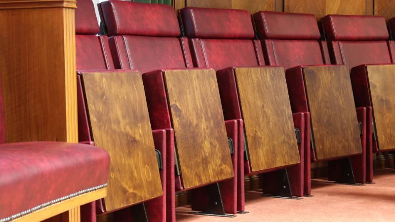 Bespoke Seating at Luton Town Hall
