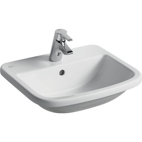 Tempo 50cm Countertop Washbasin