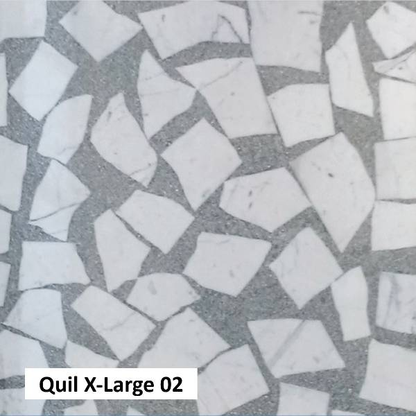 Terrazzo Quil-X Large